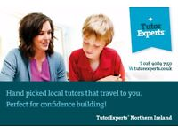 The best tutors are TutorExperts® tutors: Business , History, RE, Sociology, Drama, German , Irish