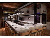 The Cheese Bar - Camden - Full and Part Time - Chef de Partie/Commis Chef