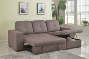 Gianni Sectional Sofa Bed With Storage From Ifurniture