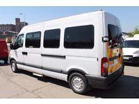 RENAULT MASTER LMA 7 4 SEAT BUS – 57-REG