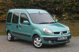 Renault Kangoo Expression 1.6 Auto (2005) - 10mths MOT / Service History / LPG / MPV