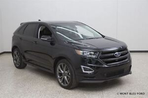 2016 Ford Edge Sport/AWD w/VAN, ROOF, BACK-UP CAM  *NO ADMIN FEE