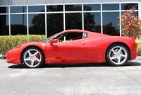 Miniature 3 Voiture Européenne d'occasion Ferrari 458 2014