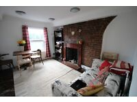 SPACIOUS CHARACTER ONE DOUBLE BEDROOM FLAT IN VICTORIAN CONVERSION - 3 MINUTES TUBE,SHOPS AND CANAL