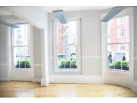 PRIVATE OFFICE TO RENT COVENT GARDEN W1 (6-7 DESKS) - £4,200 PCM + VAT ALL INCLUSIVE