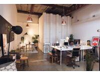 Studio 45: Creative Office / Studio / Workspace / East London / Hackney Downs Studios / E8