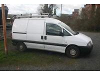 For sale spare or repair, 54 plate 1.9 Diesel Peugeot Expert, 3 seat.