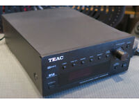 Teac T-H300DABmkIII DAB/AM/FM Stereo Tuner - hardly used, mint condition.