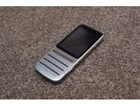 Nokia C3-01 - Silver (T-Mobile) Mobile Phone