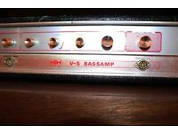 "H&H V-S Bass Amp With H&H 15"" Speaker"
