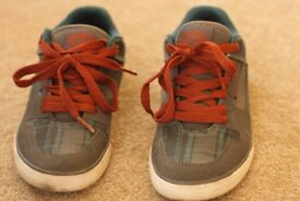 Animal boys trainers size 1