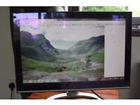 """Advent X19W 19"""" Widescreen LCD Monitor"""