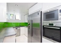 GON - A lovely newly refurbished 3 double bedroom garden flat in the heart of West Hampstead to rent