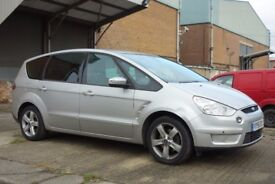 2006 S-MAX ++SPARES OR REPAIRS BUT STILL STARTS++