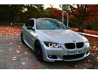 BMW 3 Series coupe - 320d M-Sport Auto FSH
