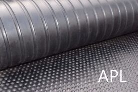 Bubbletop Quality Rubber Stable Matting 6ft x 4ft 18mm Horse & Pony Mats Gym Mats