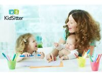 Babysitters available - CRB/DBS checked, first-aid certified. Book online and get an hour FREE