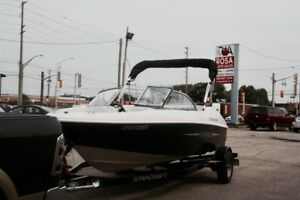 2011 STARCRAFT 18FB AR-ONE AUTO NO ACCIDENT LOCAL ONTARIO BOAT L