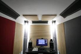 Recording Studio in London with Producer