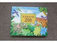 Child's Jigsaw Book
