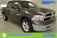 2015 Ram 1500 SLT, CREW CAB, 5.7 LITRE HEMI, LOCAL