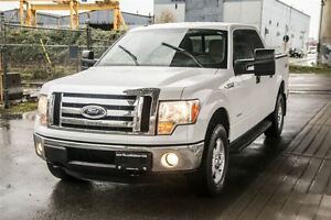 2012 Ford F-150 XLT EcoBoost 4X4 Only 74,000Km FROM $349.38 BI-W