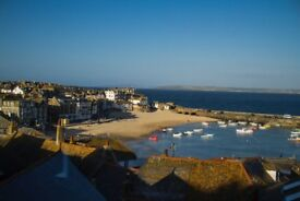 Admiral Cottage St Ives : Boutique Romantic Garden Home Close to St Ives Harbour with parking Oct12