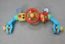 ELC Colourful Car Steering Wheel