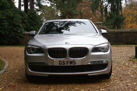 BMW 730d M Sport - FSH, New MOT & Service