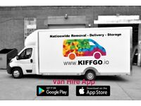 Urgent Nationwide Removal / House mover / Man and Van Hire / Delivery