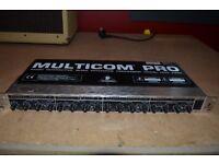 Behringer Multicomp pro (compressor/limiter)