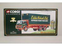 CORGI CLASSIC EDDIE STOBART BEDFORD KM LORRY