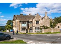 Commis Chef and Chef Di Partie required for Village pub and restaurant 3 miles from Stroud