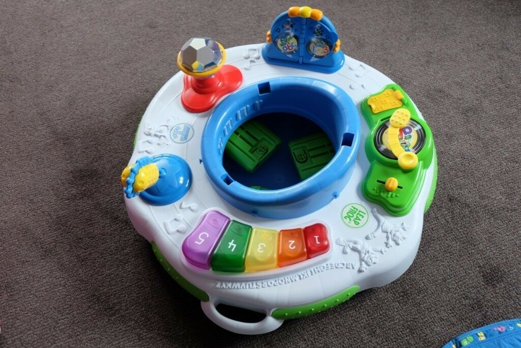 095343a9c Leapfrog Learn and Groove Activity Station - OFFERS ACCEPTED