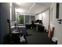 Studio timeshare: 1 days a week from £200-£250 pcm - Music Recording & production in West London