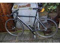 "Ridgeback Genesis Day 03 21"" bike alloy frame"