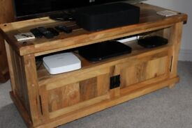 Oak Furniture Land TV cabinet