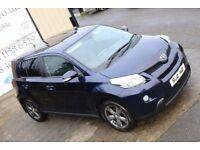 2011 TOYOTA URBAN CRUISER 1.3 VVT-I 100 BHP 5DR HATCHBACK (FINANCE & WARRANTY)