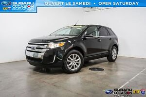2012 Ford Edge Limited AWD NAVI+CUIR+CAM.RECUL