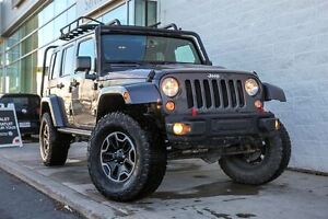 2014 Jeep Wrangler Unlimited Rubicon WOW! UNIQUE! * 159$ / SEM *