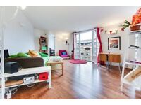 Spacious one bedroom flat in the popular Bow Quarter development LT REF: 4888519