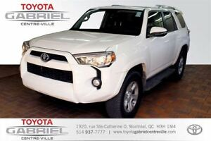 2016 Toyota 4Runner SR5 AWD NAVIGATION, CUIR, TOIT OUVRANT