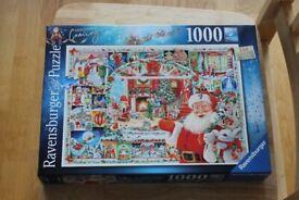 Ravensburg 1000 piece jigsaw puzzle excellent condition