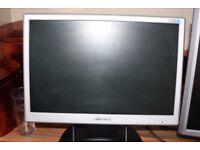 "17"" flat screen monitor"