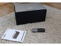 Acoustic Solution Aluminium Bluetooth Speaker With FM Radio