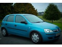 Economic 1.2 Diesel Vauxhall CORSA LIFE CDTI for sale
