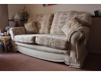 SOFA AND ARMCHAIR SUITE