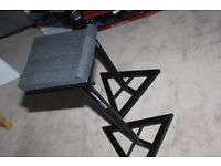 JAM STANDS (monitor stands) Isolation Pads (falkirk)