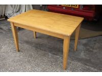 Kitchen/Dining Wood Pine Table