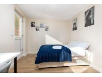 Luxury Ensuite - Enjoy Canary wharf view!!! Ensuite with private terrace